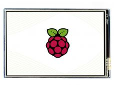 "Raspberry Pi 3.5"" Resistive Touch LCD (B) IPS 480x320"