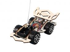 DIY Wireless Remote Control Racing Car