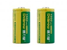 CR123A Li-ion Battery 1000mAh 3.6V