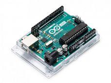 Arduino Uno R3 Original + Base + Cable