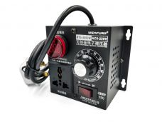 AC Dimmer Controller with Display 4000W
