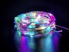 LED Fairy Light RGB (10m)