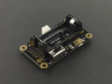 CR123A Li-ion Battery Holder for micro: Maqueen