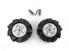 Mecanum Wheels Pair