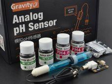 Gravity Analog pH Sensor/Meter Kit V2