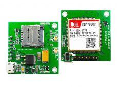 GSM + GPS + NB-IoT Module SIM7000C 4G