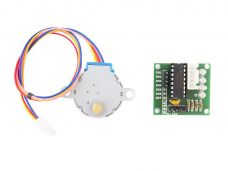 Stepper Motor 28BYJ-48 with Driver Module